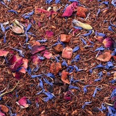 Rooibos Mousse de Chocolate Frambuesa