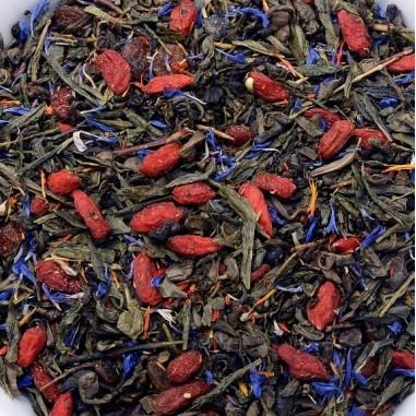 Té Sencha Goji Berry - Té Tibet