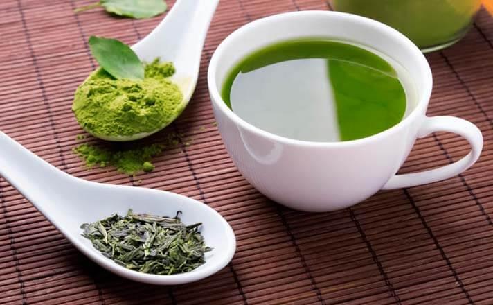 Aprende cómo tomar té verde para quemar grasa