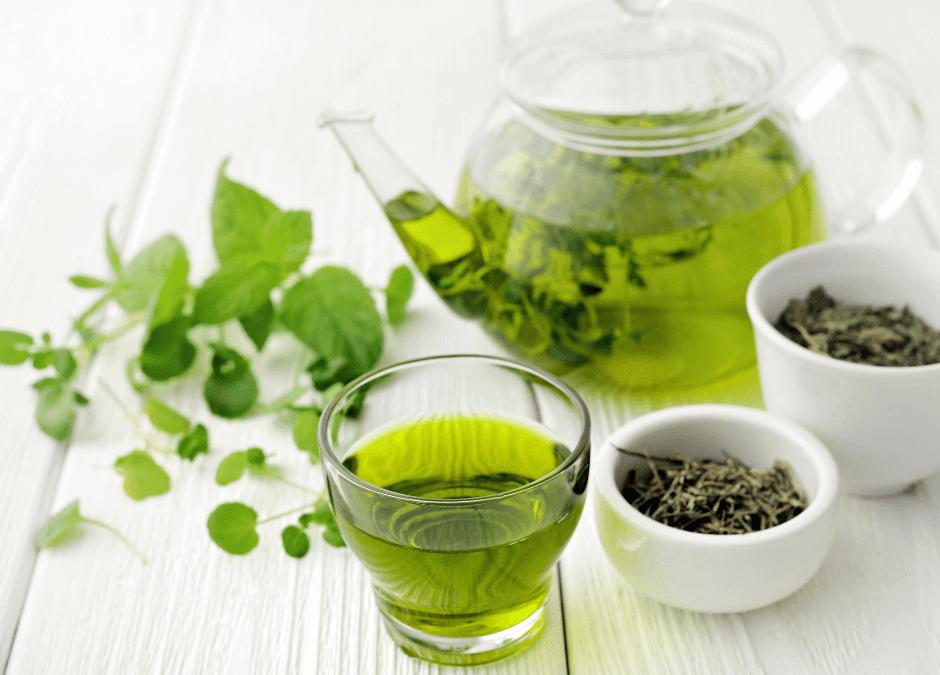 Té verde para la gripe y el resfriado común