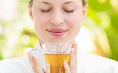 Beber té para mejorar tu salud
